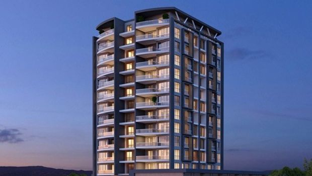 Olympus Residence İzmir'de 400 Bin TL'ye 3+1