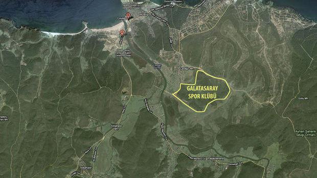 Galatasaraya Riva ve Floryadan 508 Milyon 729 TL Gelir