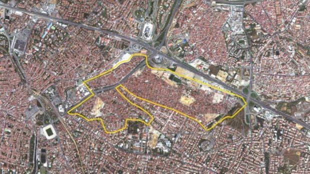Fikirtepe'de 131 Hektarlık Alanın İmar Planı Askıya Çıktı