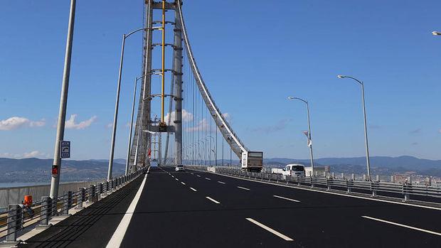 Osman Gazi Köprüsü'nde Zam Yerine İndirim Geldi