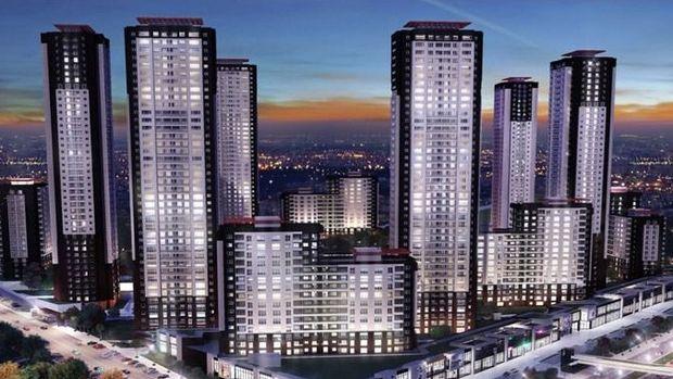 Park Avenue Ankara'da Hemen Teslim 3+1 Daire 490 Bin TL