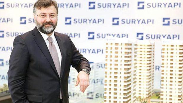 Sur Yapı'dan 2,7 Milyar TL'lik 8 Yeni Proje