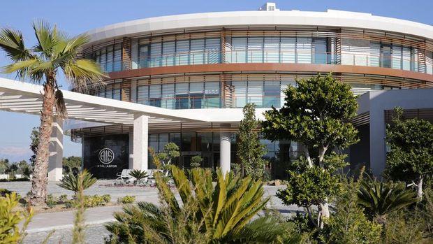 Antalyaspor 43 Milyonluk Tesisi Teslim Aldı