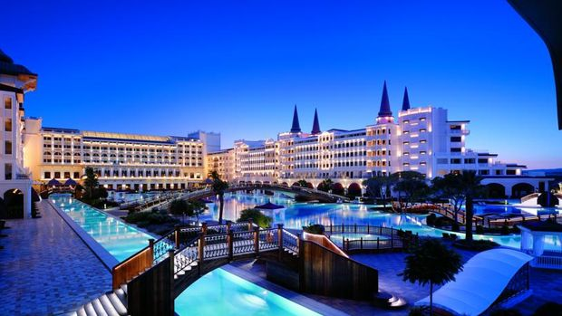 Mardan Palece Hotel 15 Milyonluk Davayı Kaybetti