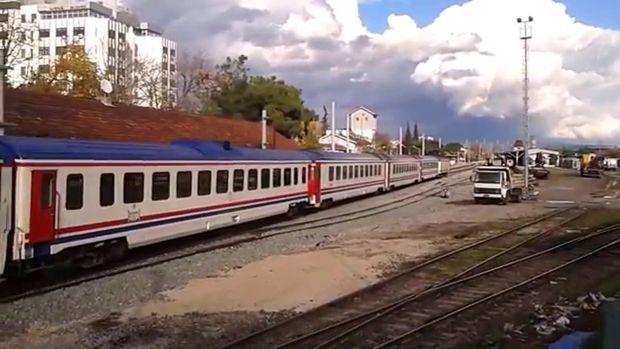 Balıkesir İzmir Tren Seferleri 11 Ocak'ta Yeniden Başlıyor