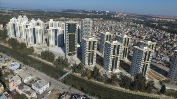 Adana Yüreğir Toki Evleri 141 Bin TL'den Satışa Çıkıyor