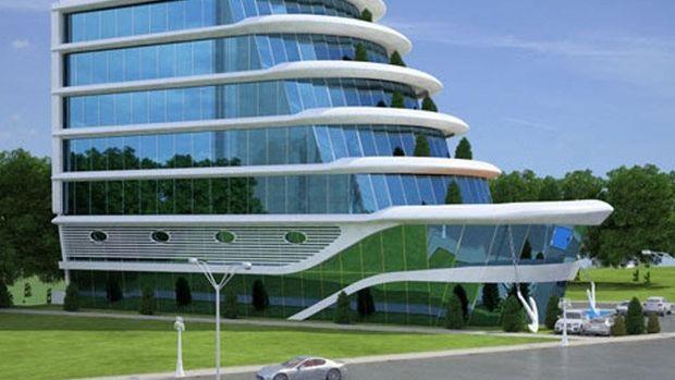 Royal Marine Business Center Projesi Geliyor