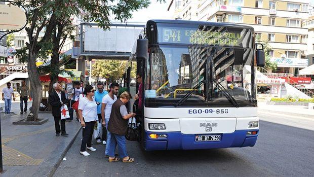 Ankara Toplu Taşıma Ücretleri Yeniden Düzenlendi