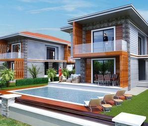 Zehra Konakları Marmaris'te 1 Milyon 400 Bin TL'ye 4+1 Villa