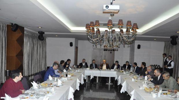 Fikirtepe Platformu'nun Yeni Başkanı Nazmi Durbakayım Oldu