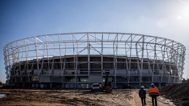 Yeni Adana Stadı Ağustos'ta Açılıyor