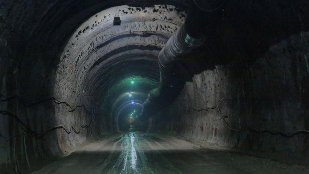 Kop Tüneli Projesinde Son Durum