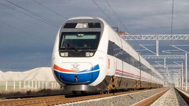 18 İl Yüksek Hızlı Trenle Birbirine Bağlanacak