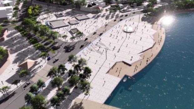 Üsküdar Sahil Düzenlemesi Projesinde Süreç Başladı