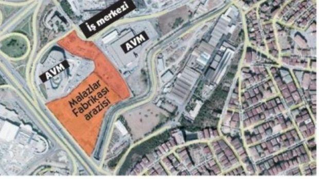 Malazlar Kibrit Fabrikası Arazisinde Kiptaş Konutları Yükselecek