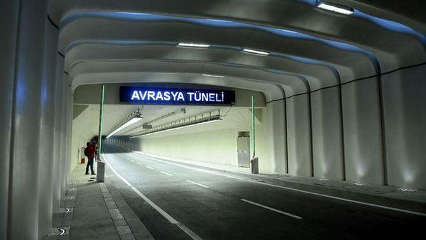 Avrasya Tüneli'nde Kesintisiz Hizmet Başlıyor