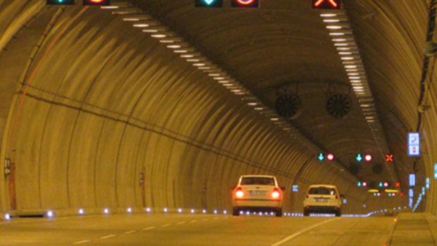 Dolmabahçe Levazım Baltalimanı Ayazağa Tüneli Güzergahı