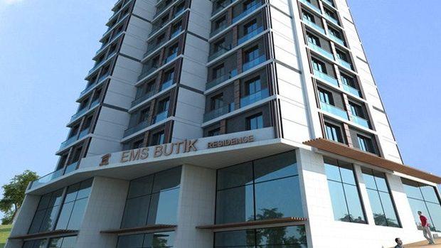 EMS Butik Residence Fiyatları 203 Bin TL'den Başlıyor! Hemen Teslim!