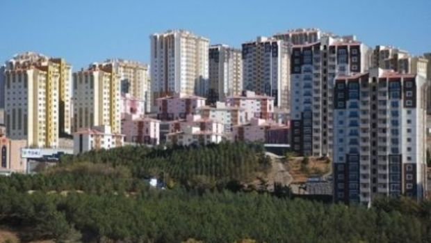 Toki'den Kocaeli Gölcük Sivritepe'ye 601 Konutluk Yeni Proje