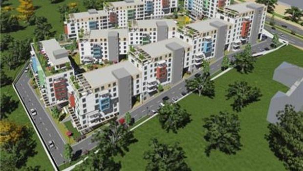 Emlak Konut Başakşehir Evleri 904 bin TL'den Başlıyor.