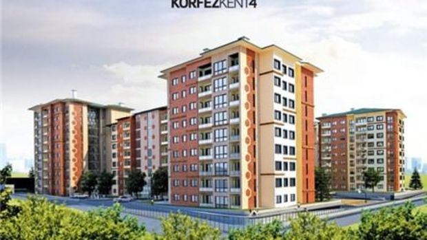 Körfezkent 4 Kocaeli Konut Fiyatları 187 Bin TL'den Başlıyor