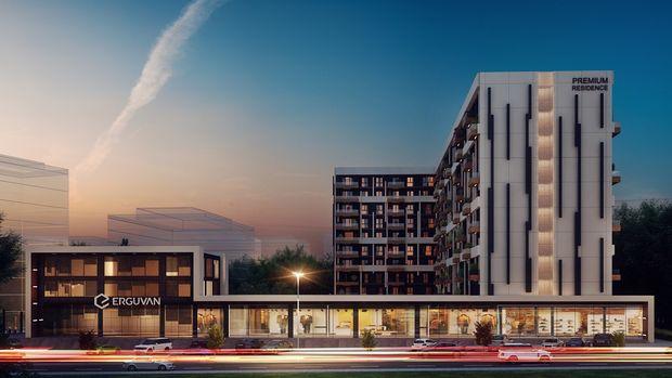 Erguvan Premium Residence 295 bin TL'den Satışta