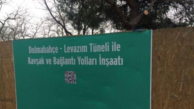Şişli Belediyesi Maçka Parkında Tünele İtiraz Etti