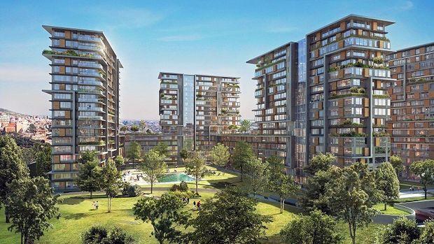 İnistanbul Topkapı Konut Fiyatları 458 bin TL'den Başlıyor