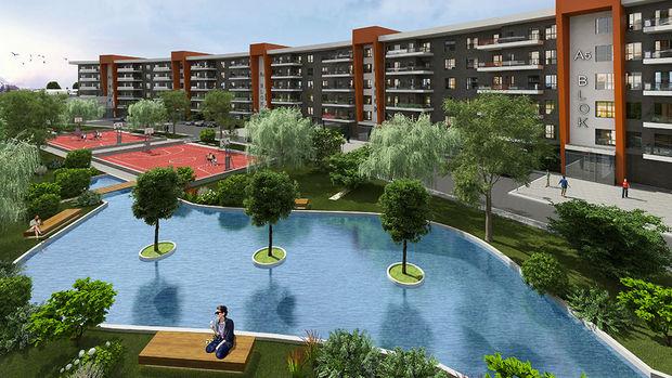 Akadia Modern Ankara Fiyatları 370 bin TL'den Başlıyor