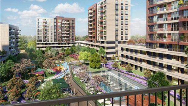 Sur Yapı Bahçeyaka Fiyatları 318 bin TL'den Başlıyor