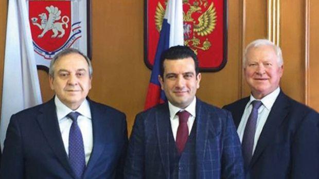 "Ağaoğlu'na Rusya'dan ""Kırım'a Yatırım"" Daveti"