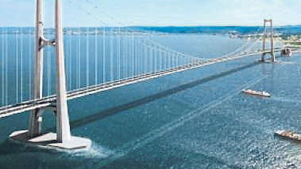Çanakkale Boğaz Köprüsü İhalesini Kazanan Belli Oldu