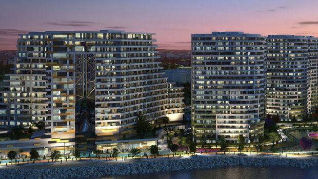 Sea Pearl Ataköy Fiyatları 880 bin Dolar'dan Başlıyor.