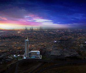 İkon Tower Projesi Mart'ta Satışta