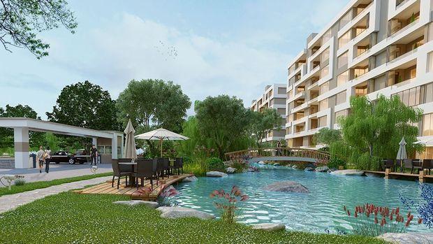 Ankara Beysu Evleri Projesinde 700 Bin TL'ye 2+1