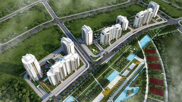 Emlak Konut Başakşehir ve Bahçekent Evleri 176 Bin TL'den Satışa Çıkıyor