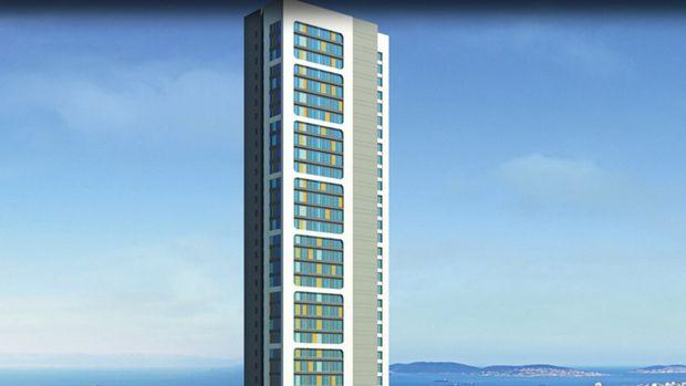 Çukurova Tower Projesinde 60 Ay 0 Faizle Hemen Teslim Daire