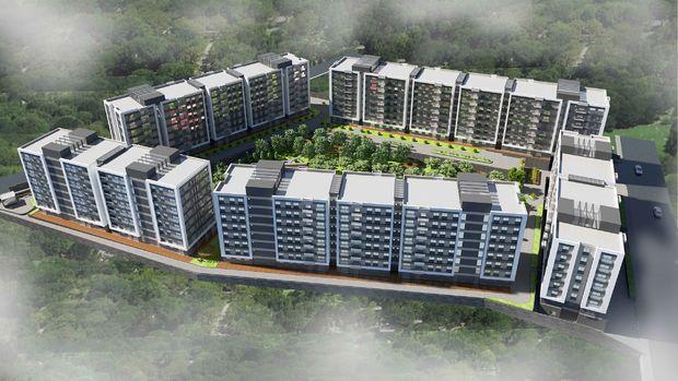 DNZ Kurtköy Projesi Satışta! 425 Bin TL'ye 2+1!