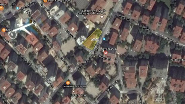 Kadıköy Belediyesi Bostancı'daki Arsasını Kat Karşılığı İhaleye Çıkarıyor