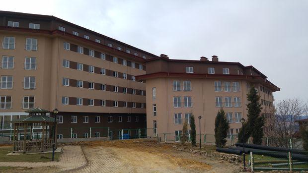 Pana Yapı'dan  Zonguldak'ta 920 Yataklı Öğrenci Yurdu