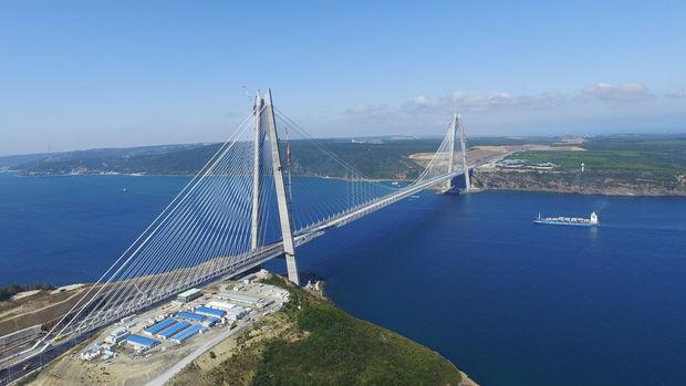 3.Köprü ve Avrasya Tüneli İstanbul Trafiğine Nefes Aldırdı