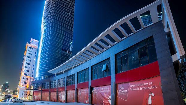 Regnum Sky Tower Kira Öder Gibi Ofis Sahibi Yapıyor