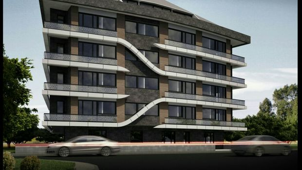İdealtepe Panorama Residence Fiyatları 535 bin TL'den Başlıyor