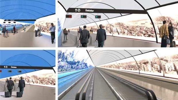 Üsküdar Kabataş Tüneli Projesinin Yapımına Başlanıyor