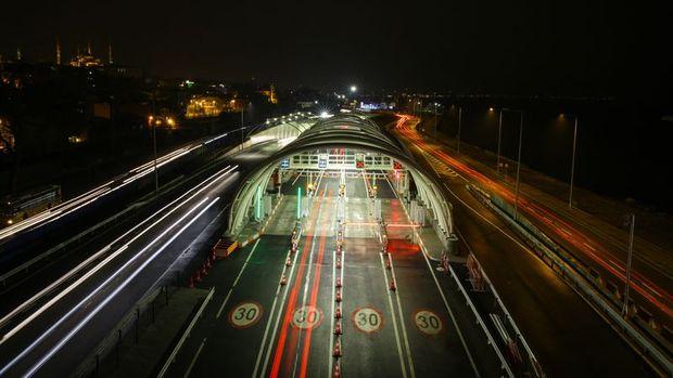 Avrasya Tüneli Geçiş Ücretleri Artık İnternetten