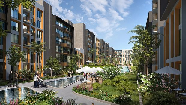Radius Residence Fiyatları 286 Bin TL'den Başlıyor