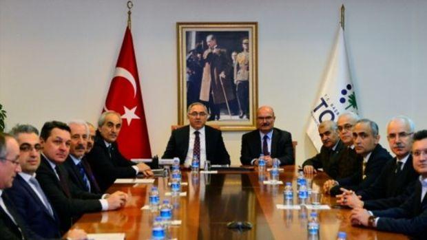 Toki ve ATO'dan Ankara'ya Tekstilciler Sitesi