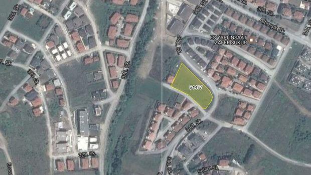 Sakarya Serdivan Belediyesi'nden Satılık 8 Arsa
