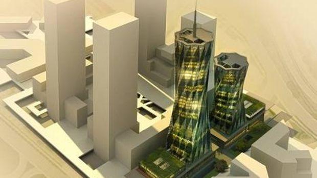 Vakıf GYO İstanbul Finans Merkezi Hizmet Binasını Rec Yapacak