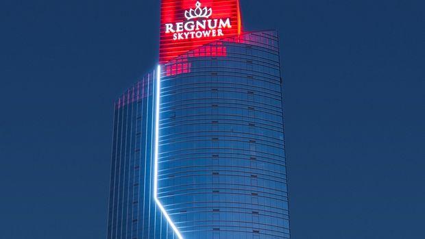 Regnum Sky Tower 60 Ay 0 Faizle!